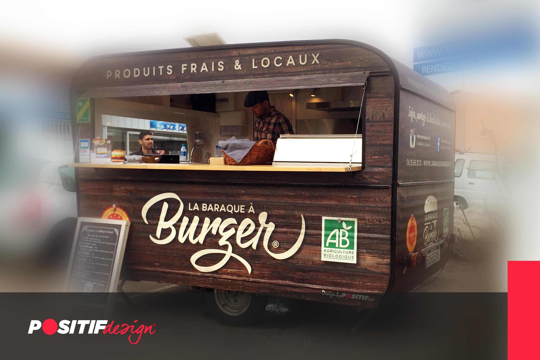 positif design food truck total covering. Black Bedroom Furniture Sets. Home Design Ideas
